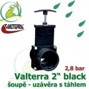 Valterra šoupě 2, cca 63 mm originál, tažný PVC uzávěr