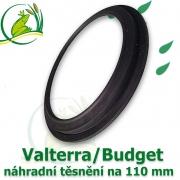Těsnění náhradní 110 mm pro Valterra a šoupata 110 mm