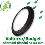 Těsnění náhradní 63 mm pro Valterra a šoupata 63 mm