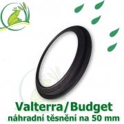 Těsnění náhradní 50 mm pro Valterra a šoupata 50 mm