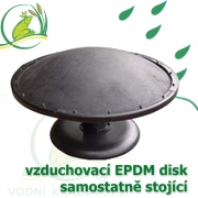 Vzduchovací nástavec EPDM Performance samostatně stojící