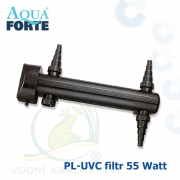 PL-UVC filtr 55 Watt, jezírka do 27.500 litru (55.000)