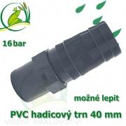PVC lepící trn 40 mm, na 40-42 mm hadici