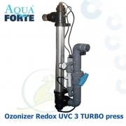 Ozon UV-C Redox Turbo 3 High Pressure, ROZBALENO
