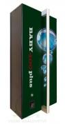O3 BABY 400 PLUS, 0,4-gramový ozonizér s digitálním ovladačem