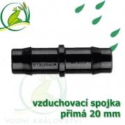 Spojka přimá PP 19-20 mm vzduchovací, hadičková