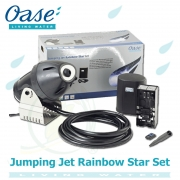 Jumping Jet Rainbow Star Set, přikon sady: 65 W