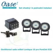 Illumination set PondJet, světelná sestava LunAqua 10 pro PondJet ECO