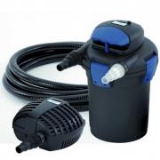 Tlakový filtr BioPress Set 4000, max. průtok 1500 l/h, výtlak 1,9 m, UVC 7W