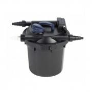 Oase FiltoClear 6000, tlakový filtr včetně 11 Watt UVC zářiče, max. průtok 6000 l/h, příkon 11W