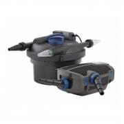 Tlakový filtrační set FiltoClear Set 3000+ Pure BOMB a Pure Pond Black Balls 1000 ZDARMA, UVC 9W + AquaMax Eco Premium 4000