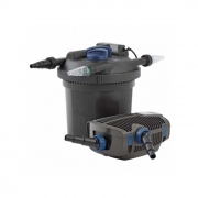 Tlakový filtrační set FiltoClear Set 6000 + Pure BOMB a Pure Pond Black Balls 1000 ZDARMA, UVC 11W + AquaMax Eco Premium 6000