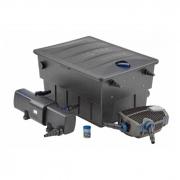 BioTec Screenmatic Set 12 (model starší 40000 set), pro jezírka do 40 m3,  čerpadlo Aquamax Premium 12000 ECO, výtlak 5 m, UV-C Bitron 36C, bakterie Pure bomb + Pure 1000ml za 1250Kč zdarma