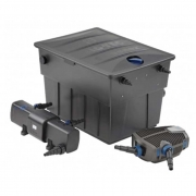 BioTec ScreenMatic Set 54000 pro jezírka do 54 m3, čerpadlo Aquamax Premium 16 000, výtlak 5 m, UV-C Bitron 55C