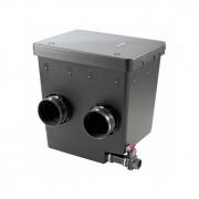 Oase ProfiClear Premium Moving Bed Module, biologický filtrační modul Oase s Hel-X médiem, samonosná nádoba pro gravitační i čerpadlovou instalaci