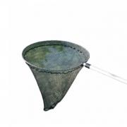 Kulatý podběrák na ryby - Fish net large 38
