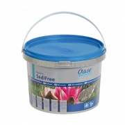 AquaActiv SediFree 5 l na 100.000 litrů, speciální vysoce-koncentrované bakterie pro odstranění nečistot ze dna, usazenin a potlačení růstu dlouhých řas