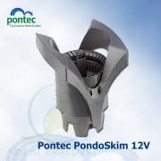 Pontec PondoSkim 12 V Plovoucí skimmer pro zahradní i koupací jezírka