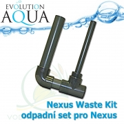 Nexus odkalovací set, Nexus Waste Kit
