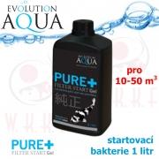 EA Pure Gel 1 L, filtrační biofilm, startovací aerobní bakterie 1 L s enzymy a filtrační emulzí, pro celosezónní aplikaci, na 10-50 m3
