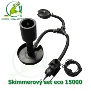 Skimmerový set eco 15000