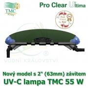 UV-C lampa TMC 55 W