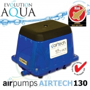AirPump Airtech 130, 88 Watt, 130 l/min.