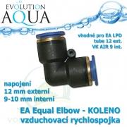 EA Equal Elbow - koleno