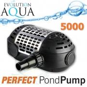 Evolution Aqua čerpadlo Perfect 5000 ECO, až 5.100 l/hod., 49 Watt, výtlak až 1,85 m, až 5 let záruka