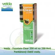 Fountain Clear 250ml, fontánový čistič na 250 litrů