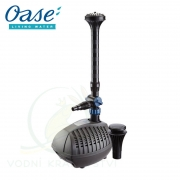 Fontánový set - Oase Aquarius Fountain Set Eco 7500, max. průtok 7500 l/h, výtlak 4,0 m, příkon 85W,
