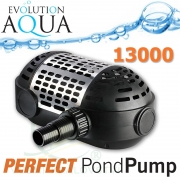 Evolution Aqua čerpadlo Perfect 13000 ECO, až 12.950 l/hod., 158 Watt, výtlak až 3,60 m, až 5 let záruka