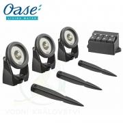 LED osvětlení jezírek a zahrad - LunAqua Power LED Set 3