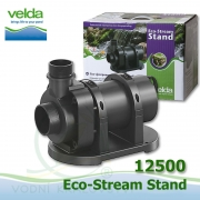 Jezírkové gravitační čerpadlo Velda Eco Stream Stand 12000, max. průtok 11300 l/h, výtlak 4,5 m, příkon 155W,