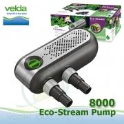Velda jezírkové čerpadlo Eco Stream 8000 s dvojitým regulovatelným sáním