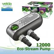 Velda jezírkové čerpadlo Eco Stream 12000 s dvojitým regulovatelným sáním