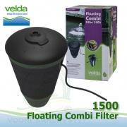 Plovoucí filtr s UV-C 9Watt - Velda Combi Filter 1500