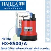 Drenážní čerpadlo Hailea HX-8500A, 4500 litrů/hod, max. výtlak 4,2 m