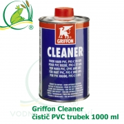Griffon Cleaner, čistič PVC trubek 1000 ml