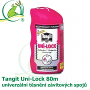 Tangit Uni-Lock 80m, univerzální těsnění závtových spojů různých materiálů, vhodné pro vodu, vzduch, plyn