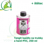Tangitlepidlonatrubkyahard - PVC,250ml + štětec
