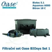 Filtrační set Oase BIOsys set 1 (starší, ale lepší model BioSmart Set 18000)