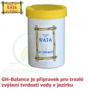House of Kata GH-Balance, přípravek pro zvýšení celkové GH tvrdosti vody v jezírku.