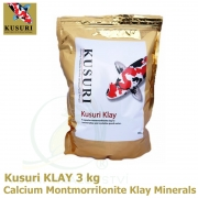 Kusuri KLAY 3 kg, Calcium Montmorrilonite Klay Minerals