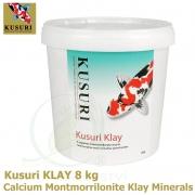 Kusuri KLAY 8 kg, Calcium Montmorrilonite Klay Minerals