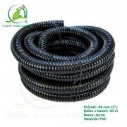 Jezírková hadice POND-STANDARD-PLUS, 50 mm (2), cena za 1 metr 88 Kč, při odběru celého balení 30 metrů