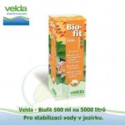 Biofit 500 ml, stabilizace vody v jezírku na 5000 litrů