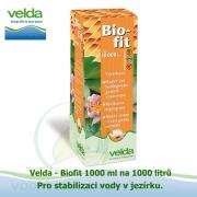 Biofit 1000 ml,stabilizace vody v jezírku na 10000 litrů