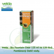 Bio Fountain Clear 125ml, fontánový čistič na 125 litrů