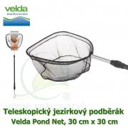 Jezírkový podběrák VT Pond Net, 30 cm x 30 cm